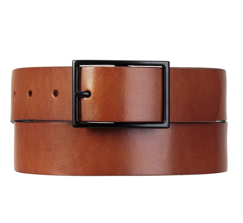 Picture of Status Anxiety belt Natural Corruption in tan