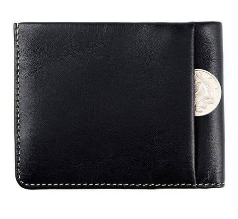 Status Anxiety wallet Alfred in black