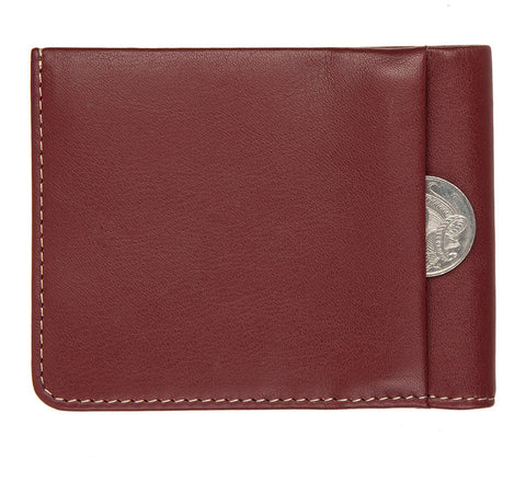 Status Anxiety wallet Alfred in cognac