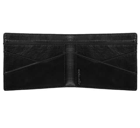 Wurkin Stiffs RFID wallet in black