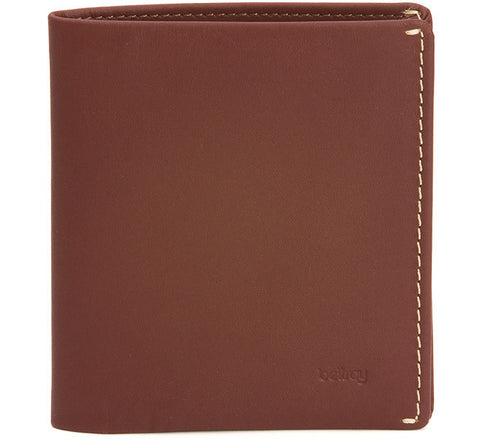 Picture of Bellroy wallet Note Sleeve in cognac