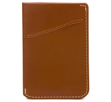 Picture of Bellroy card holder Card Sleeve in tan