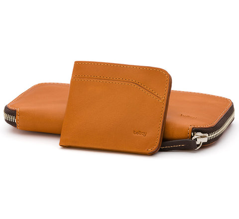 Picture of Bellroy Carry Out wallet in caramel