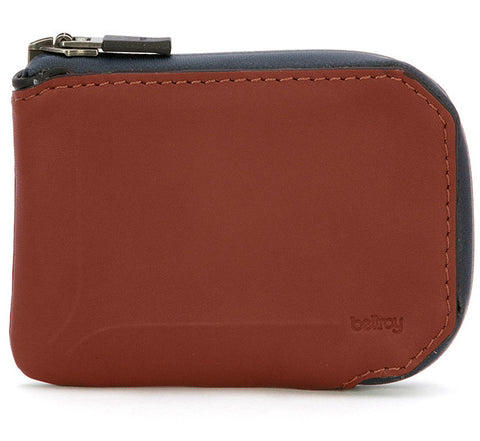 Bellroy 'Elements Pocket' wallet in cognac