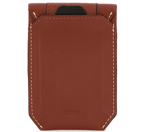Bellroy 'Elements Sleeve' wallet in cognac