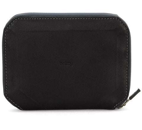 Picture of Bellroy 'Elements Travel' water resistant wallet in black