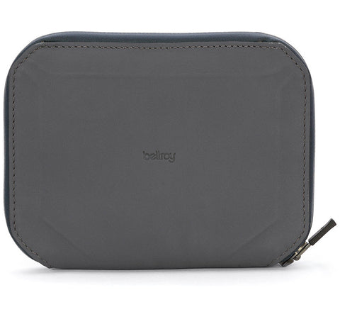 Bellroy 'Elements Travel' water resistant wallet in slate
