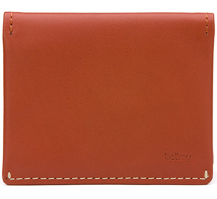 Picture of Bellroy wallet 'Slim Sleeve' in Tamarillo