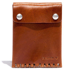 Picture of Billykirk 'Card case' card holder in tan