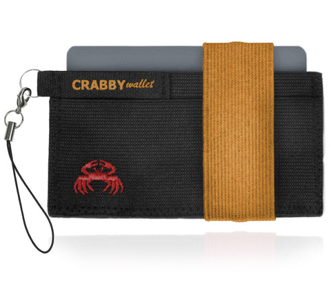 Picture of Crabby Wallet V2 in orange