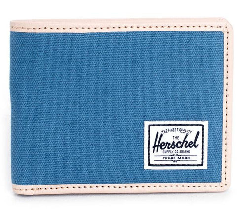 Picture of Herschel 'Taylor' wallet in cadet blue