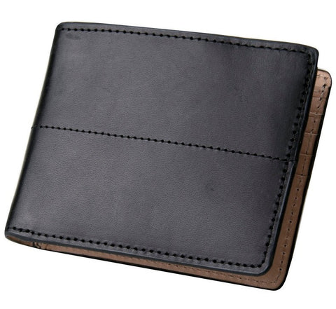 Picture of J Fold 'Thunderbird Slimfold' wallet in black