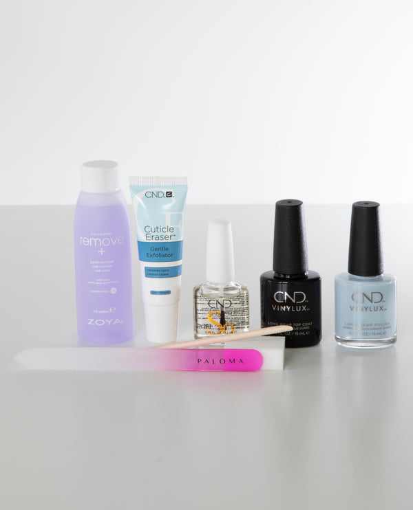 At Home Mani + Pedi Kit (ships free!)