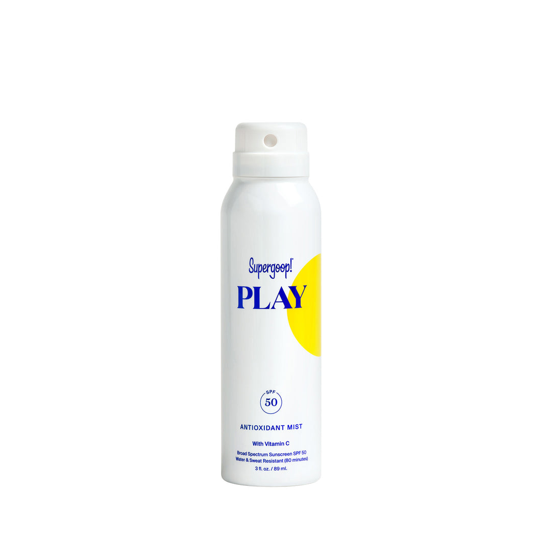 PLAY Antioxidant Mist SPF 50 with Vitamin C