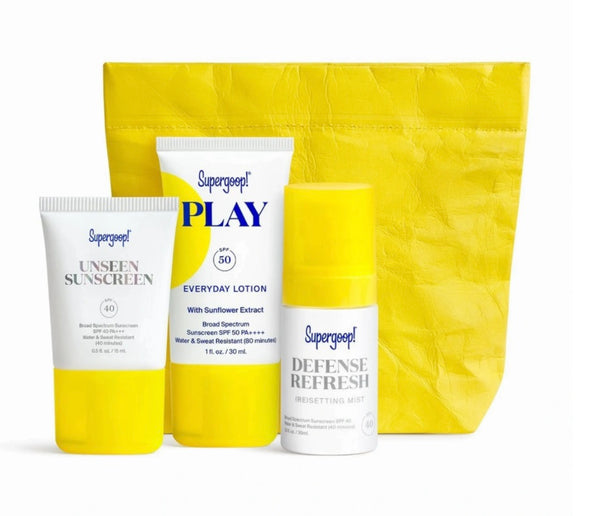 SPF from Head-to-Toe Kit