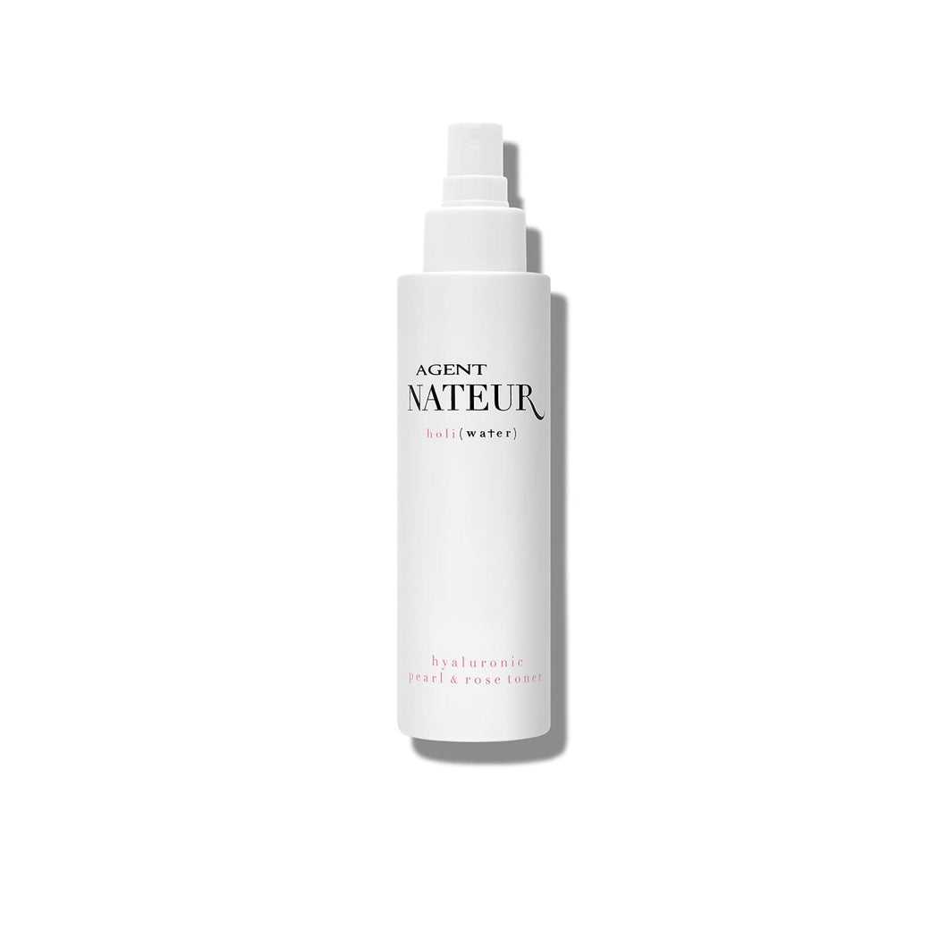 Holi (water) Pearl & Rose Hyaluronic Acid Toner