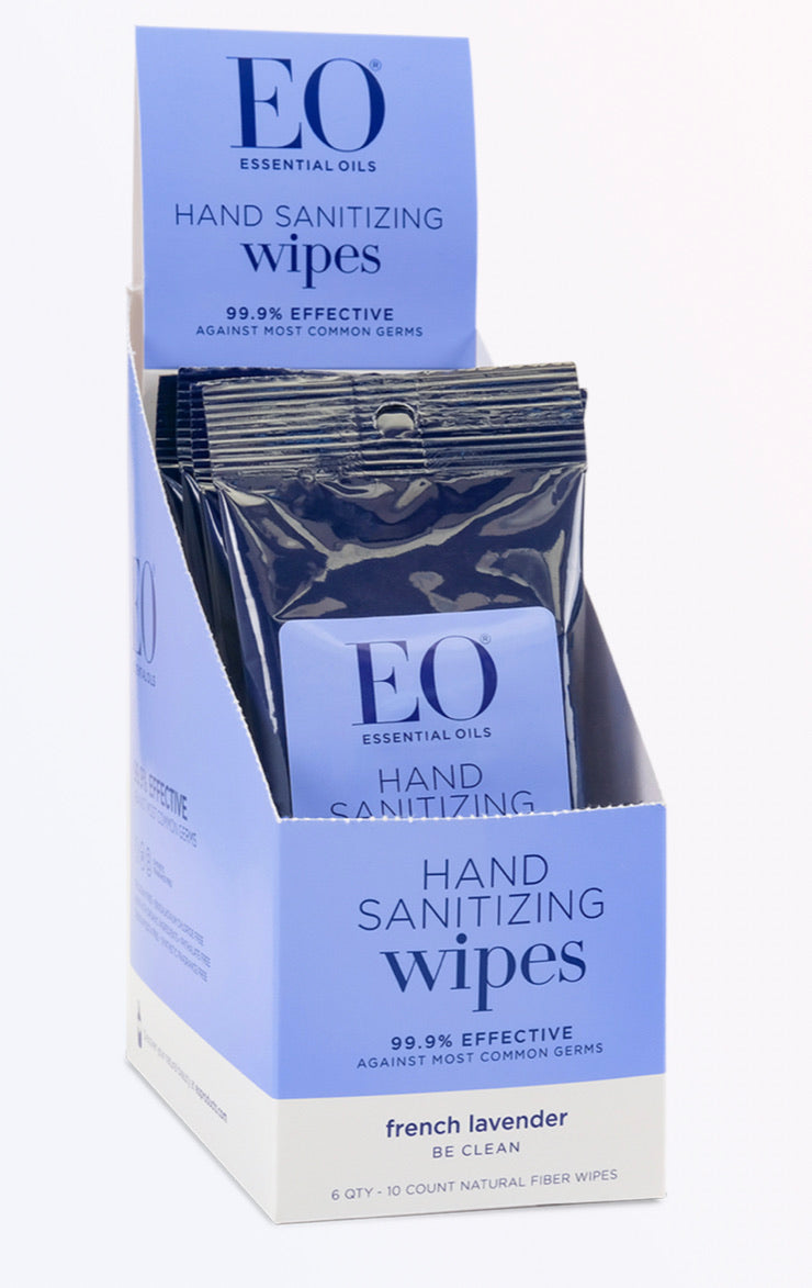 Resealable Hand Sanitizer Wipes