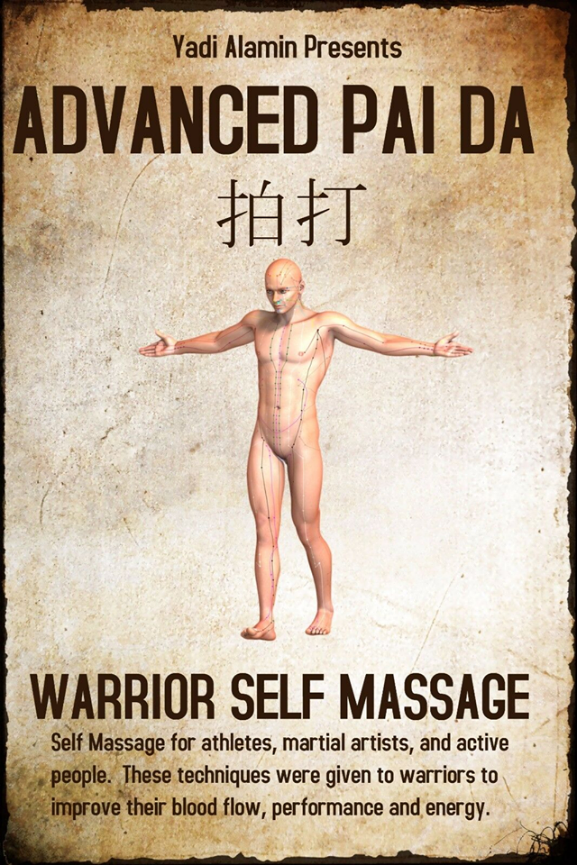 Advanced Paida Warrior Self Massage (Digital Download Only) - Charlotte Reflexology