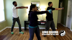 Lung Qigong DVD