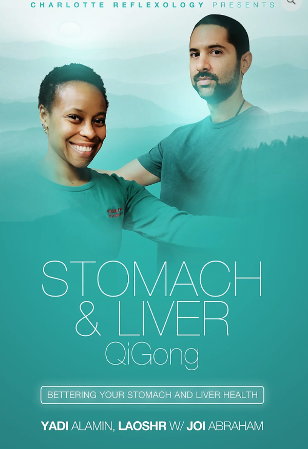 Stomach and Liver Qigong - Charlotte Reflexology