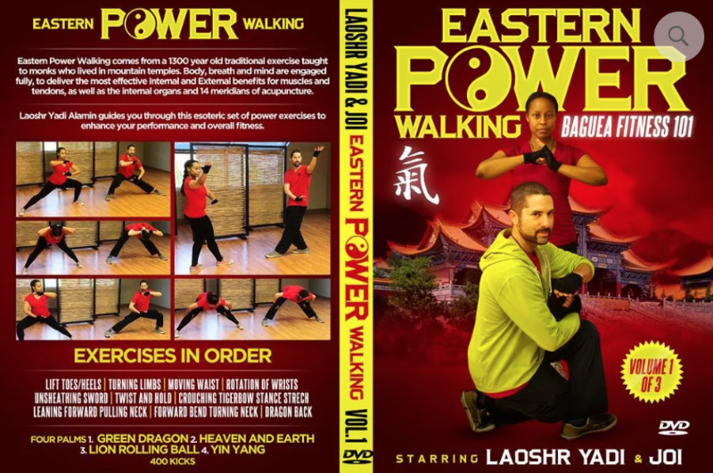 Eastern Power Walking Volume 1 - Charlotte Reflexology