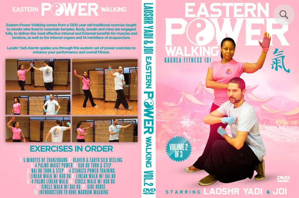 Eastern Power Walking Volume 2 - Charlotte Reflexology