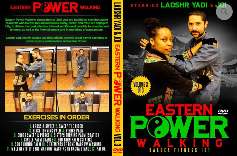 Eastern Power Walking Volume 3 - Charlotte Reflexology