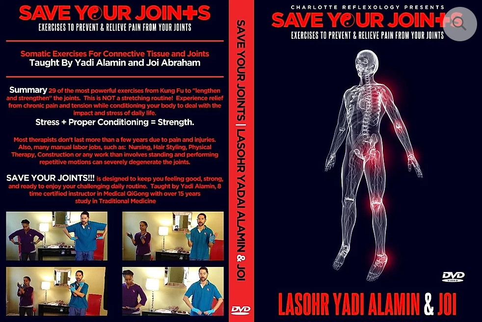 Save Your Joints Qigong - Charlotte Reflexology