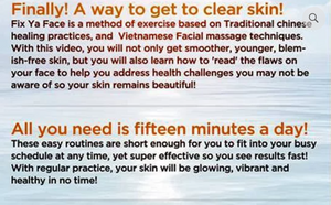 Fix Ya Face - Charlotte Reflexology