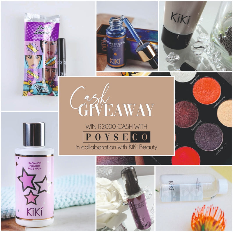 POYSE Co - Cash Giveaway T&C's