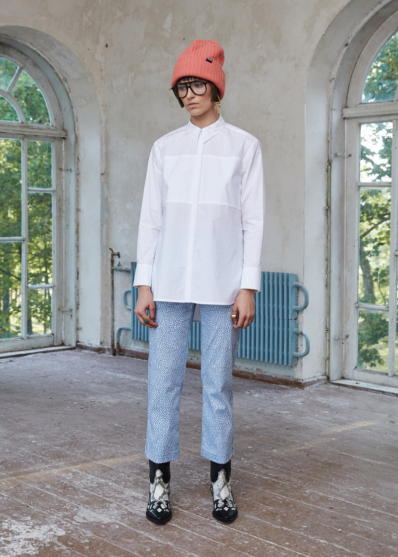 KORTNEY WHITE SHIRT