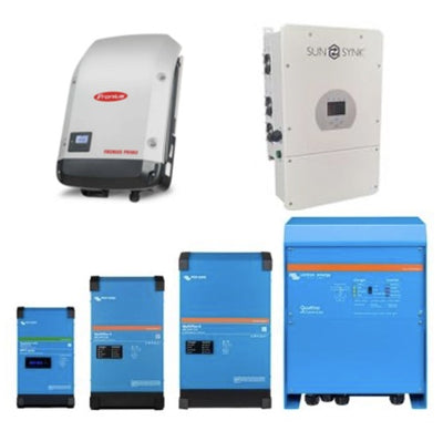 How to select an inverter - type and size