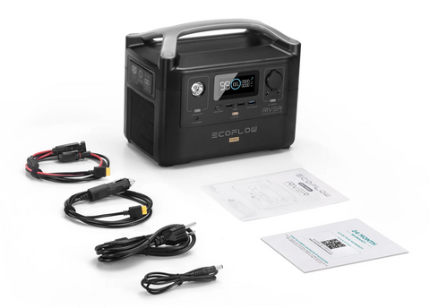 EcoFlow River Pro Portable Power Station What's in the Box