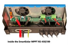 Victron SmartSolar MPPT 450/100 Tr Fan Assisted Cooling