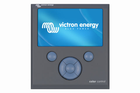 Victron Colour Control GX - System monitoring