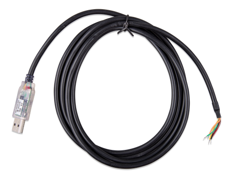 Victron RS485 to USB interface Cable