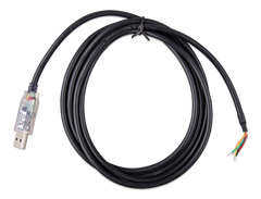 RS485 to USB interface Victron Cable