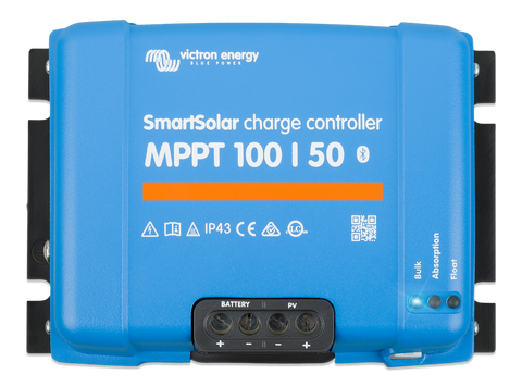 Victron SmartSolar MPPT 150/50 Charge Controller
