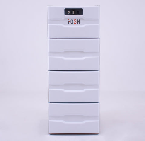 I-G3N i-Node LiFePO4 battery 22.4 kWh 48V - SunStore South Africa Online Shop Solar Power