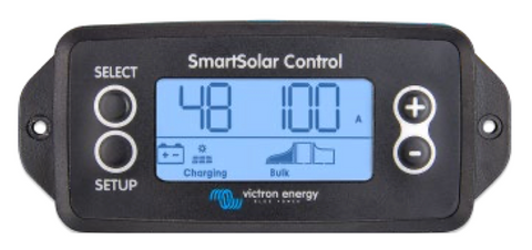 Victron SmartSolar Pluggable Display MPPT