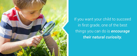 encourage curiosity and positivity in your child