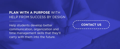 Plan with a purpose with help from Success by Design.
