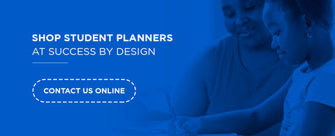 Shop student planners.