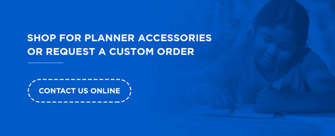 Shop for planner accessories.