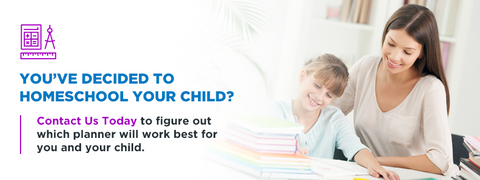 find the perfect planner for homeschooling