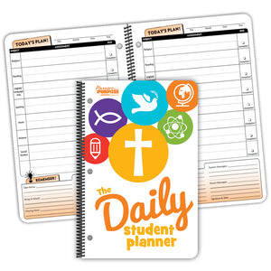 7020: The Daily Student Planner