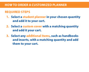 5010: The Daily Student Planner