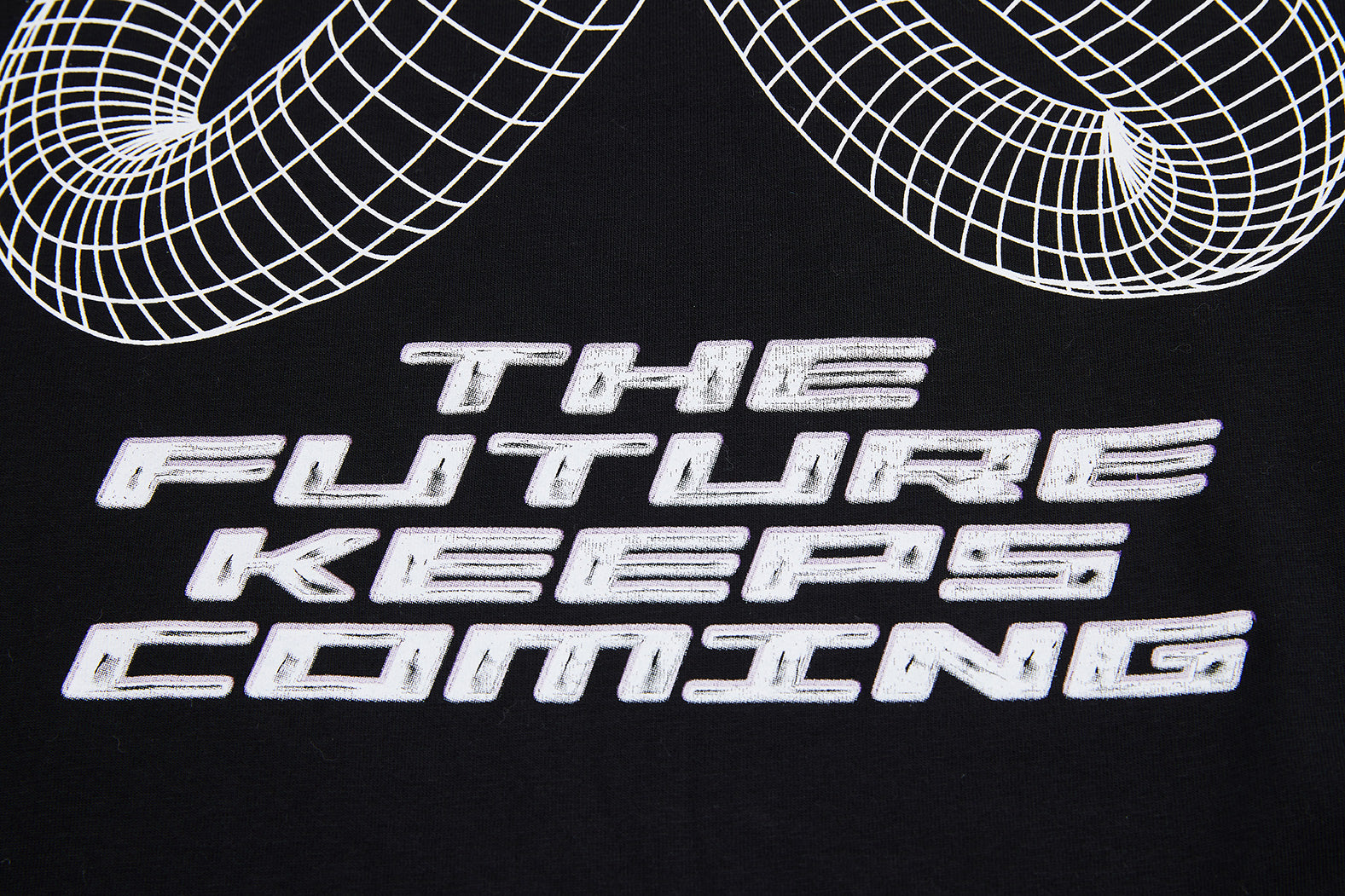 LIAM HODGES FUTURE KEEPS COMING TEE - Trendy Maker