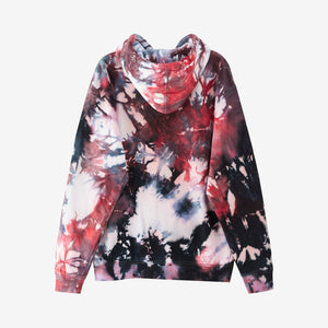 YOUTH OF PARIS ANARCHY DYE HOODIE LIMITED - Trendy Maker