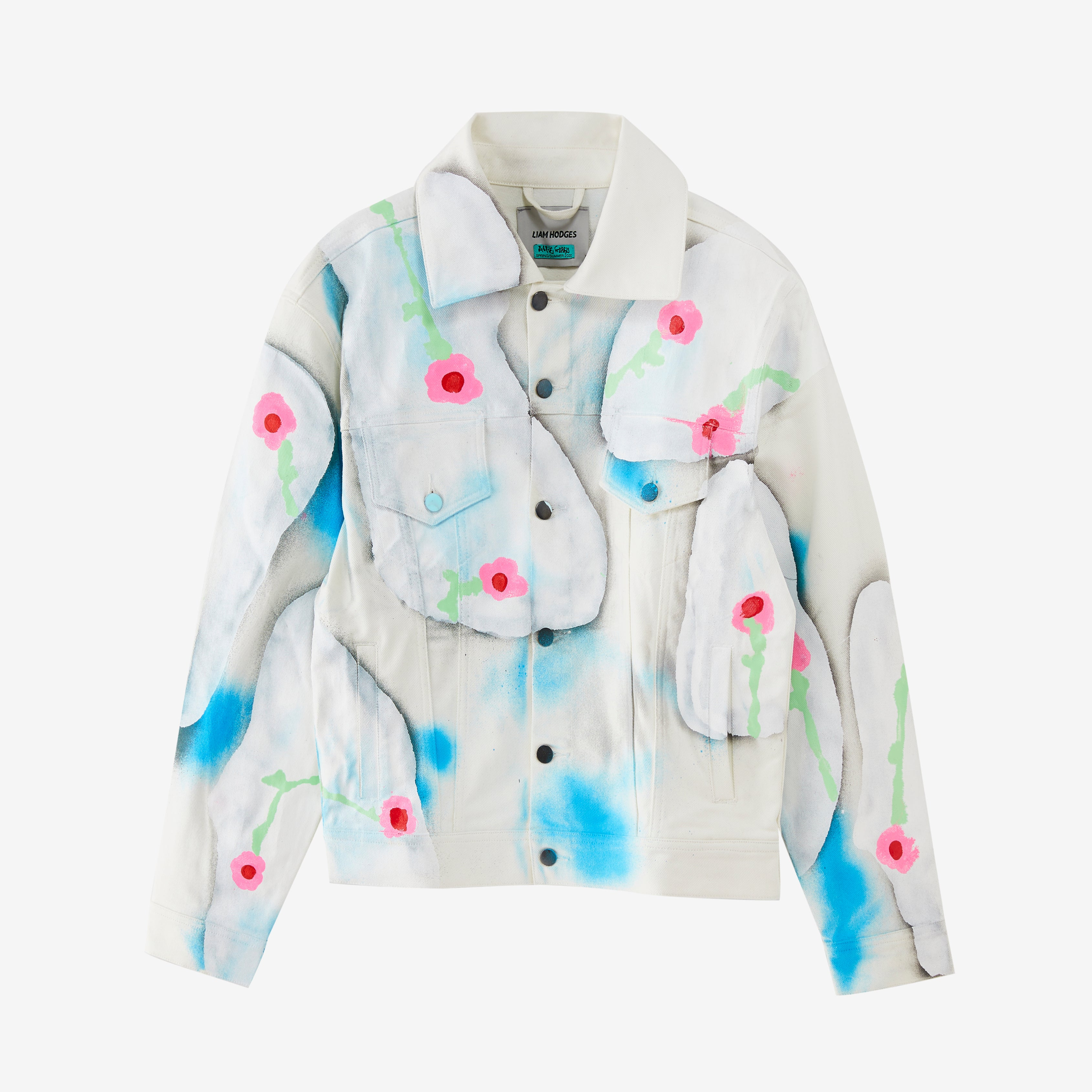LIAM HODGES ALFIE HAND PAINTED JACKET - Trendy Maker
